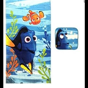 Disney finding Dory Bath set